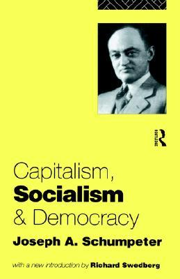 Capitalism, Socialism and Democracy Books