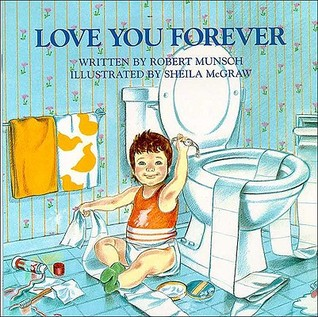 Love You Forever Books