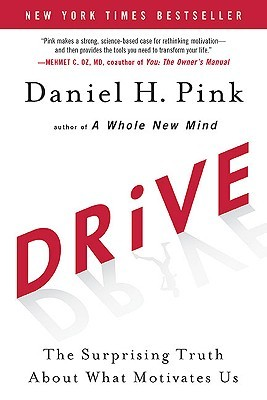 Drive: The Surprising Truth About What Motivates Us Books