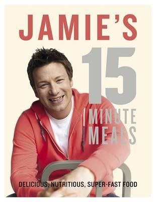 Jamie's 15 Minute Meals Books