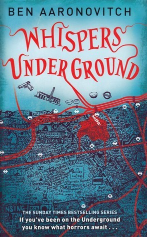 Whispers Under Ground (Peter Grant #3) Books