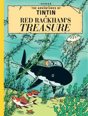 Red Rackham's Treasure (Tintin, #12) Books