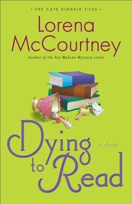 Dying to Read (The Cate Kinkaid Files, #1) Books