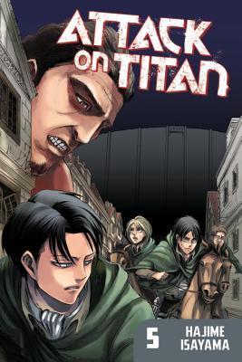 Attack on Titan, Volume 05 Books
