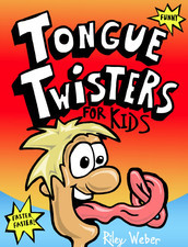 Tongue Twisters for Kids Books