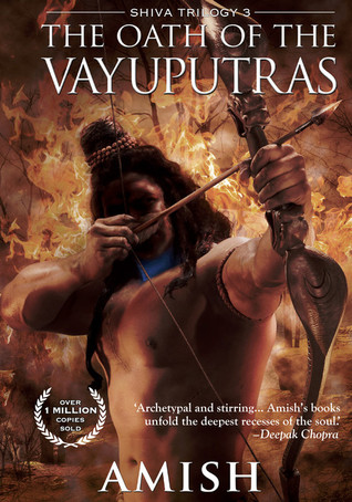 The Oath of the Vayuputras (Shiva Trilogy, #3) Books