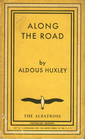 Along The Road; Notes And Essays Of A Tourist Books