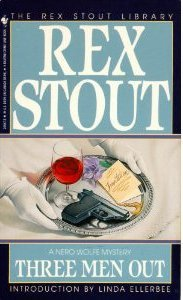Three Men Out (Nero Wolfe, #23) Books