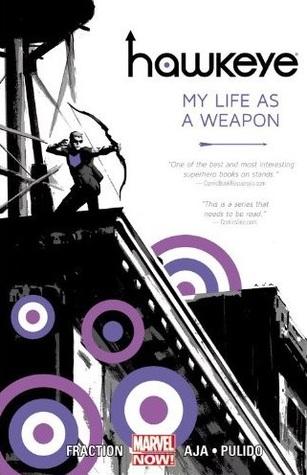 Hawkeye, Vol. 1: My Life as a Weapon Books