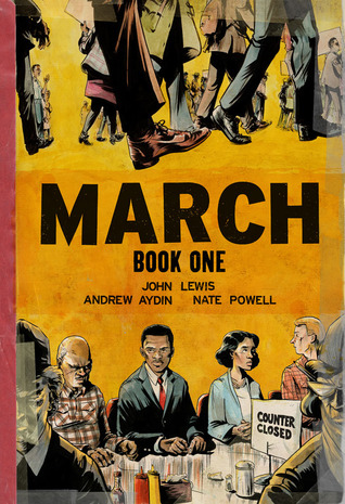 March: Book One (March, #1) Books