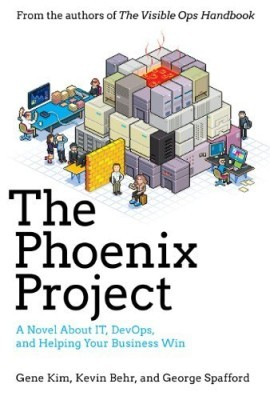 The Phoenix Project: A Novel About IT, DevOps, and Helping Your Business Win Books