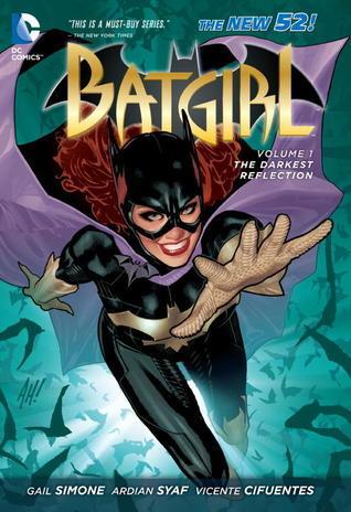 Batgirl, Vol. 1: The Darkest Reflection Books