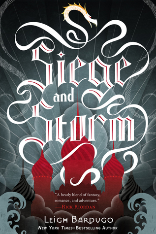 Siege and Storm (The Grisha, #2) Books