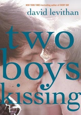 Two Boys Kissing Books