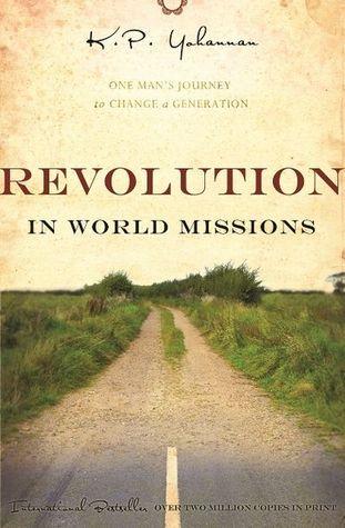Revolution in World Missions Books