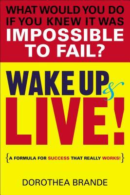 Wake Up and Live! Books