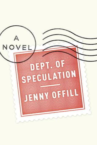 Dept. of Speculation Books