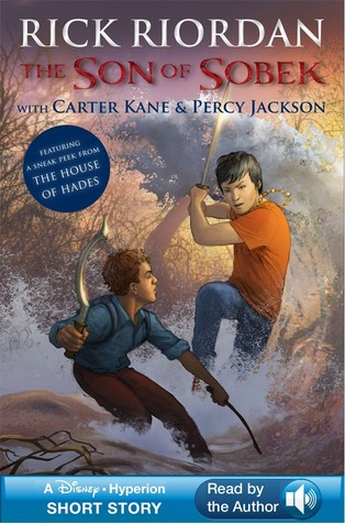 The Son of Sobek (Percy Jackson & Kane Chronicles Crossover, #1) Books