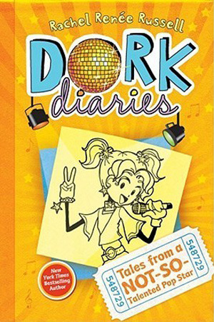 Tales from a Not-So-Talented Pop Star (Dork Diaries, #3) Books