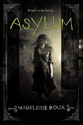 Asylum (Asylum, #1) Books