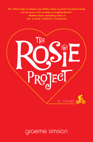 The Rosie Project (Don Tillman, #1) Books