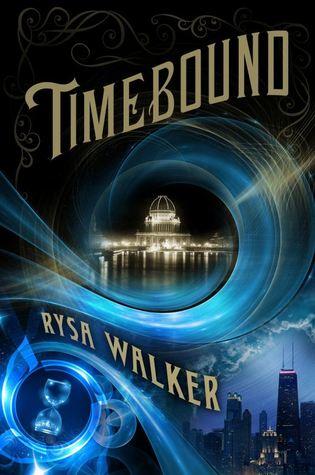 Timebound (The Chronos Files, #1) Books