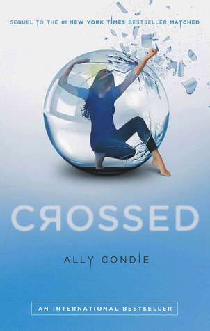 Crossed (Matched, #2) Books