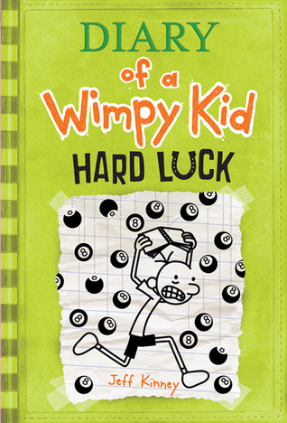 Hard Luck (Diary of a Wimpy Kid, #8) Books