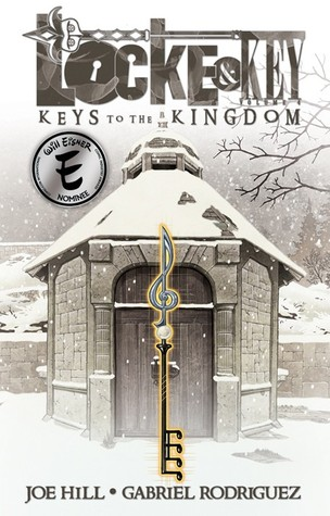 Locke & Key, Vol. 4: Keys to the Kingdom Books