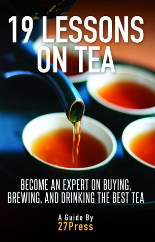 19 Lessons On Tea Books