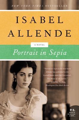 Portrait in Sepia Books