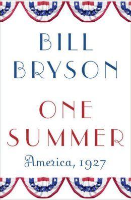 One Summer: America, 1927 Books