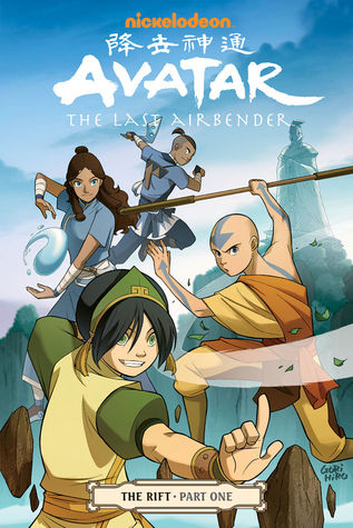 Avatar: The Last Airbender (The Rift, #1) Books