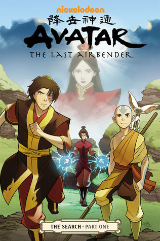 Avatar: The Last Airbender (The Search, #1) Books