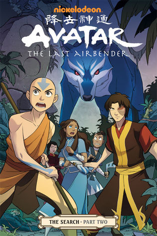 Avatar: The Last Airbender (The Search, #2) Books