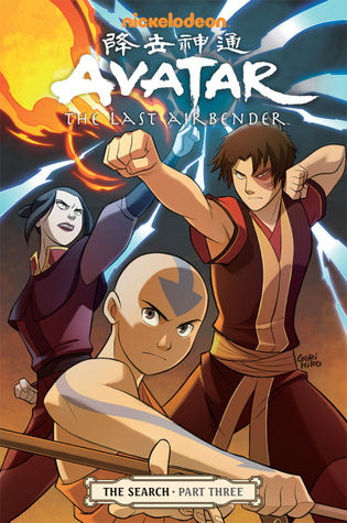 Avatar: The Last Airbender (The Search, #3) Books