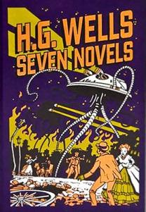 H.G. Wells: Seven Novels Books