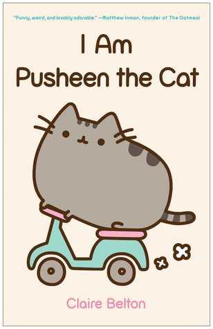 I Am Pusheen the Cat Books