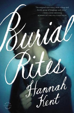 Burial Rites Books