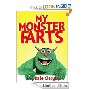 My Monster Farts Books
