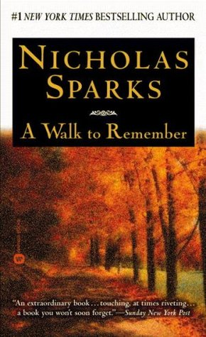 A Walk to Remember Books