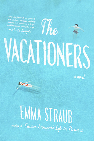 The Vacationers Books