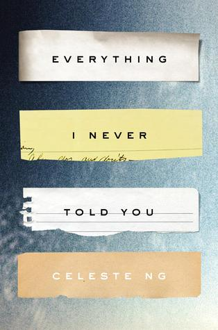 Everything I Never Told You Books