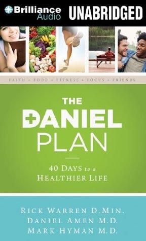 The Daniel Plan: 40 Days to a Healthier Life Books