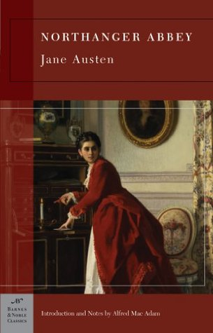Northanger Abbey Books