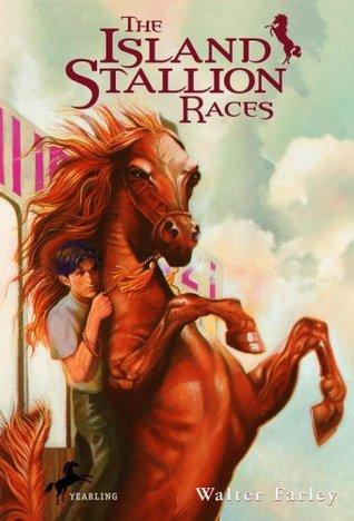 The Island Stallion Races (The Black Stallion, #11) Books