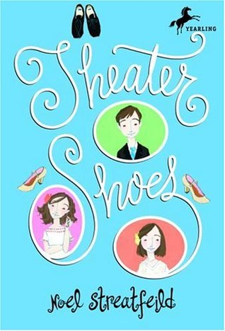 Theater Shoes (Shoes, #4) Books
