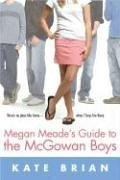 Megan Meade's Guide to the McGowan Boys Books