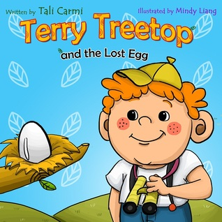 Terry Treetop and the Lost Egg Books