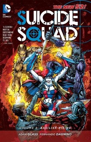 Suicide Squad, Vol. 2: Basilisk Rising Books